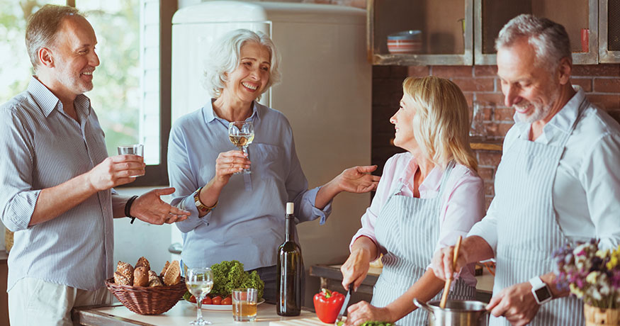 Aging baby boomers still want it all   MH PRO