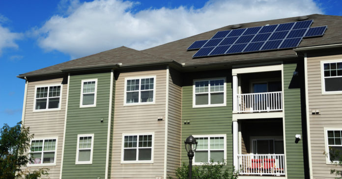 California mandates solar panels for new apartments | MH PRO