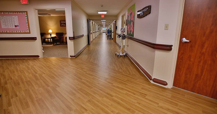 Senior Living Community Solves Acoustic Challenges With Resilient