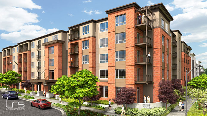 The Wolff Company Breaks Ground On New Senior Living