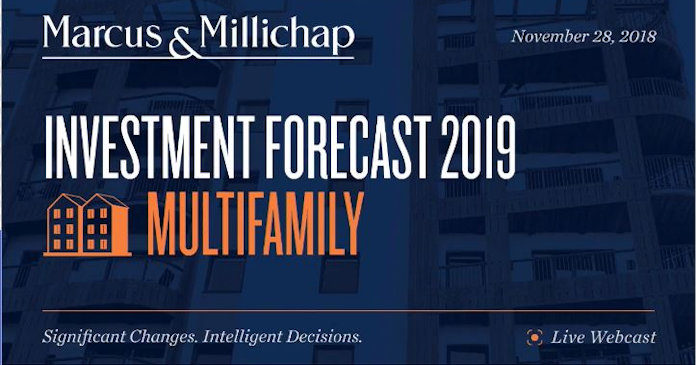 Multifamily investment forecast for 2019 | MH PRO