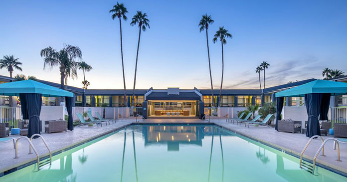 Renovated Phoenix multifamily asset sold by Institutional Property Advisors