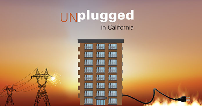 Infographic: Unplugged in California