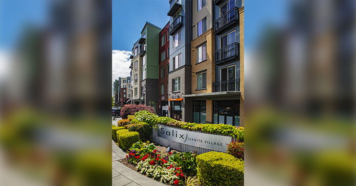 Salix Juanita Village in Kirkland, Washington